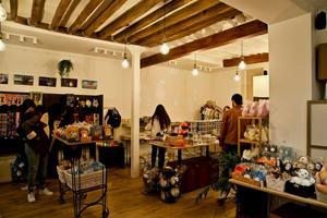 Le pop-up store Ghibli est unique en France.