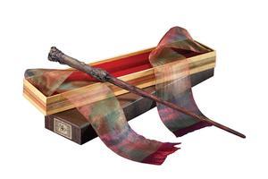 Les futurs sorciers pourront se doter de la célèbre baguette magique d'Harry Potter.