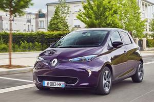 Avec 55% de part de marché, la Renault ZOE est la voiture électrique la plus vendue en France.