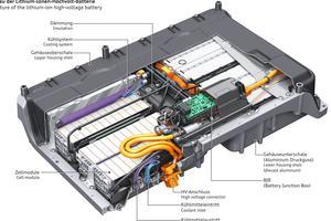 Le lithium est un métal utilisé pour la production de batteries «li-ion».