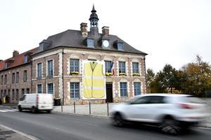 Mairie de Morbecques (Nord)