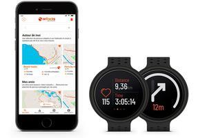 Les Guidewatches sont des montres connectées qui permettent de suivre un itinéraire sans avoir à regarder un GPS.