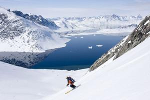 Au Groenland, petite saison (d'avril à début mai) mais sensations fortes dans des paysages hors du temps.