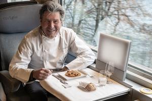 Michel Roth en Business 1ère.