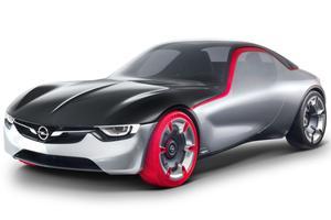 Le GT Concept de 2016.