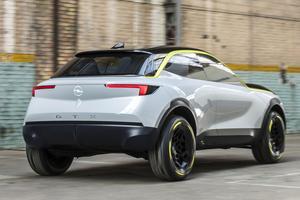 Le concept GTX XPRMNTL est équipé d'une motorisation 100 % électrique.