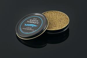 Le caviar de Sologne de la Maison Nordique (VIIIe).