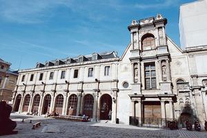 L'école des beaux-arts.