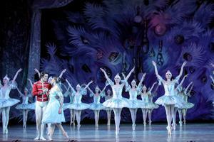 <i>Casse-Noisette</i>par le Ballet del'Opéra de Kiev, au TCE (VIIIe).