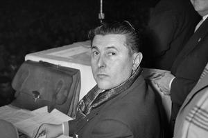 Pierre Poujade en 1955.
