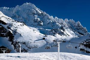 Un domaine privilégié, situé entre 2.000 et 3.230 m d'altitude.