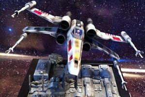 Atelier 1001 maquettes Star Wars (XIe).