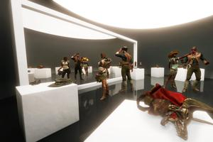 Transformés en explorateurs, les joueurs sont plongés dans l'univers vertigineux d' <i>Assasin's Creed Origins</i>.