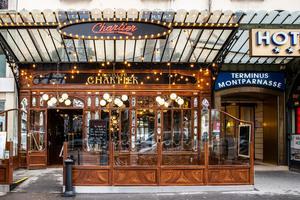 Le Bouillon Chartier Montparnasse.