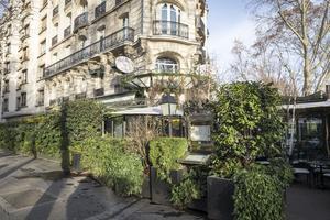La Closerie des lilas boulevard du Montparnasse (VIe).