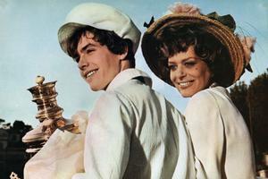 <i>La Promesse de l'aube</i>, de Jules Dassin, avec Melina Mercouri et Didier Haudepin (1971).