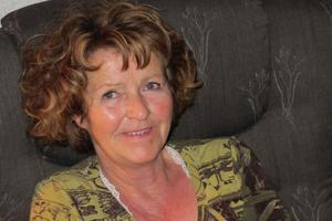 Anne-Elisabeth Falkevik Hagen, épouse de l'homme d'affaires Tom Hagen.