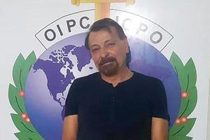 Une photo de Battisti diffusée par la police bolivienne.