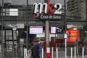 Cinéma MK2 quai de Seine.