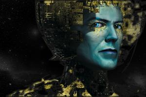 David Bowie dans <i>Omikron: The Nomad Soul</i>