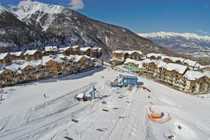 Les Orres 1800 reste le plus beau site de cette destination alpine.