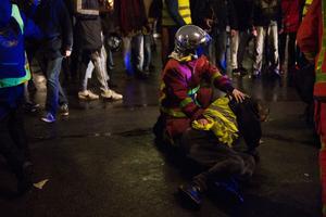 Le ministre belge des Affaires étrangères a dénoncé une rumeur sur la mort d'une femme belge lors d'une manifestation de «gilets jaunes» à Paris.