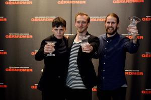 Le collectif suédois Crazy Pictures a été sacré à trois reprises, recevant le prix du jury, de la critique et du jury jeune.