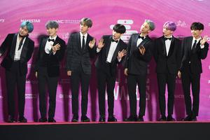 Le septet sud-coréen remettra un prix lors de la 61e cérémonie des Grammys.