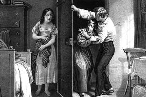 Les amants adultères pouvaient communiquer via les petites annonces du «Figaro».