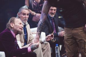 Les défilés des concours au Mondiale du tatouage.