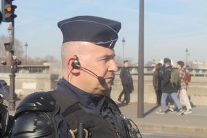 Le commandant Philippe Cristofori.