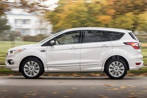 Le SUV compact de Ford est équipé du bloc 1,5 litre Ecoboost de 150 chevaux, modifié pour supporter le biocarburant.