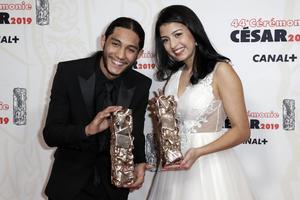 Dylan Robert et Kenza Fortas remportent les prix des meilleurs espoirs de l'année pour «Shéhérazade».