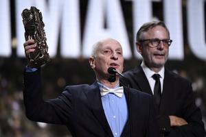 Michel Ocelot remporte son premir César avec la statuette du meilleur film d'animation pour «Dilili».