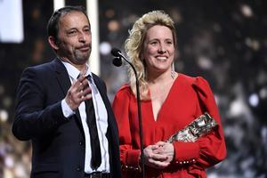 «Les Chatouilles» d'Andréa Bescond et Eric Métayer se distingue dans la catégorie de la meilleure adaptation.