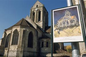 L'office de tourisme d'Auvers-sur-Oise a lancé un jeu autour de Van Gogh pour se cultiver en s'amusant.