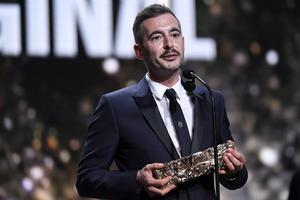 Le César très convoité du meilleur film revient à «Jusqu'à la garde» de Xavier Legrand.
