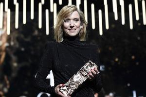 Léa Drucker défie la concurrence et repart avec le prix de la meilleure actrice pour «Jusqu'à la garde».