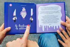 <i>Le Paris qui fait peur, </i>aux Éditions Minus.