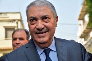 Ali Benflis, ancien premier opposant.