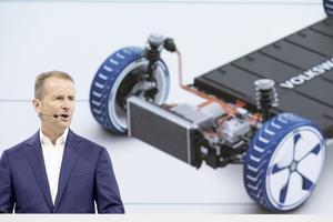 VW a décidé de proposer sa plateforme électrique MEB à des tiers.