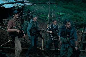 Pedro Pascal, Garrett Hedlund, Charlie Hunnam et Ben Affleck sont à l'affiche de «Triple frontière».
