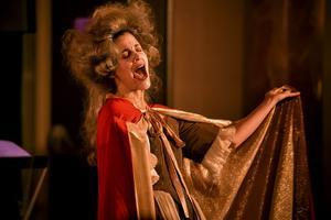 Le cabaret horrifique de Porte 8, salle Bizet de l'Opéra Comique.