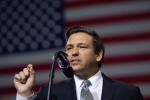 Ron DeSantis, candidat républicain au gouvernorat.