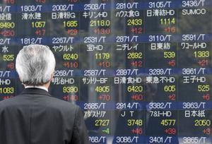 Présidentielle : les marchés asiatiques soulagés après les résultats du premier tour