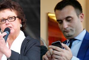 Philippot pas enthousiasmé par le ralliement de Boutin à Le Pen