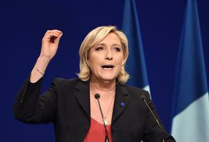 Ce que les cadres reprochent à Marine Le Pen,