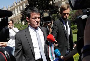 Valls cherche à constituer un groupe pro-Macron à l'Assemblée