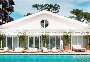 Ha(a)ïtza, le nouvel hôtel du Pyla-sur-Mer griffé Philippe Starck.