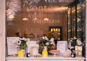 La pâtisserie Bontemps (IIIe).